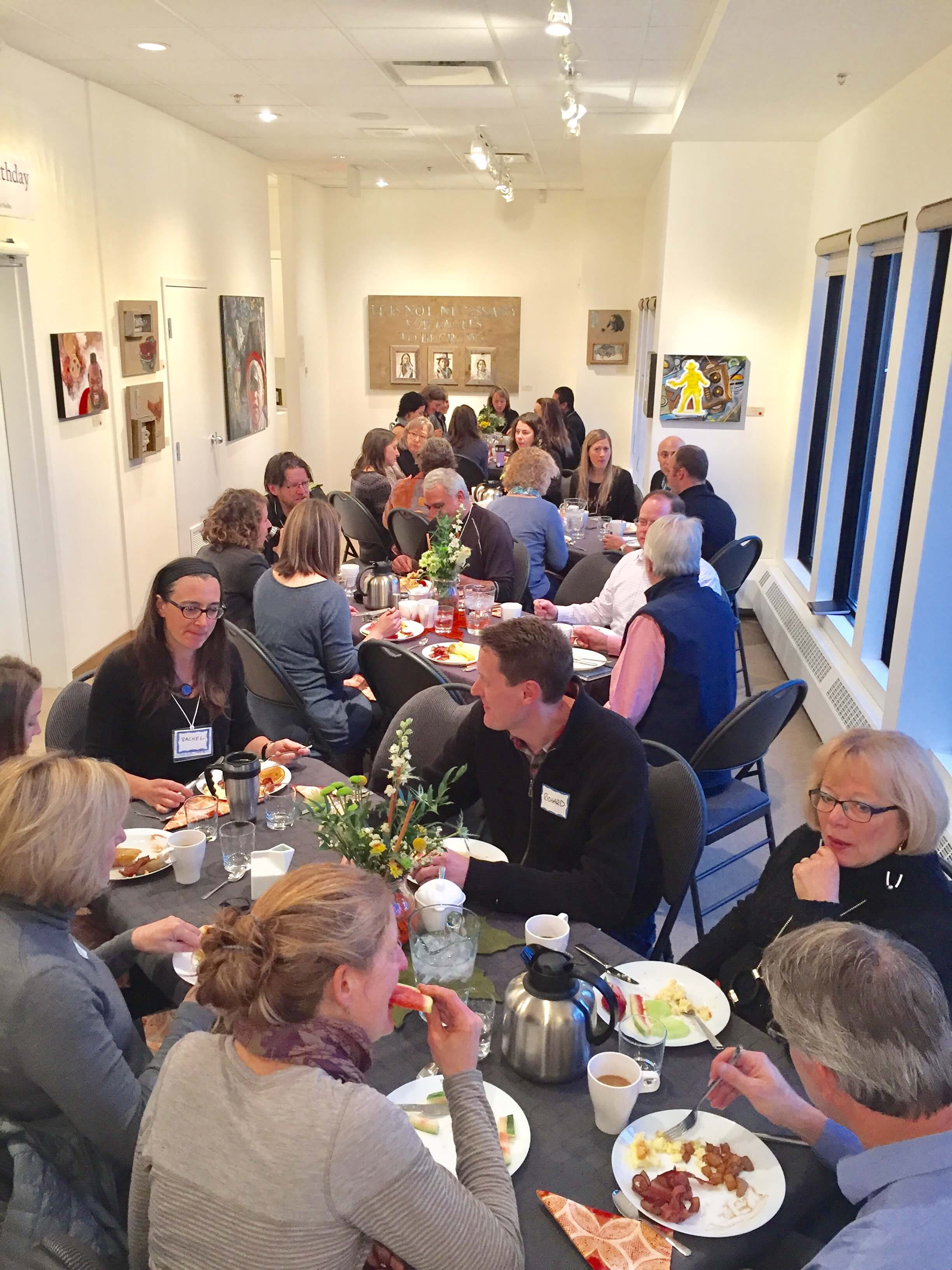 Canmore Chamber Conversation Cafe November