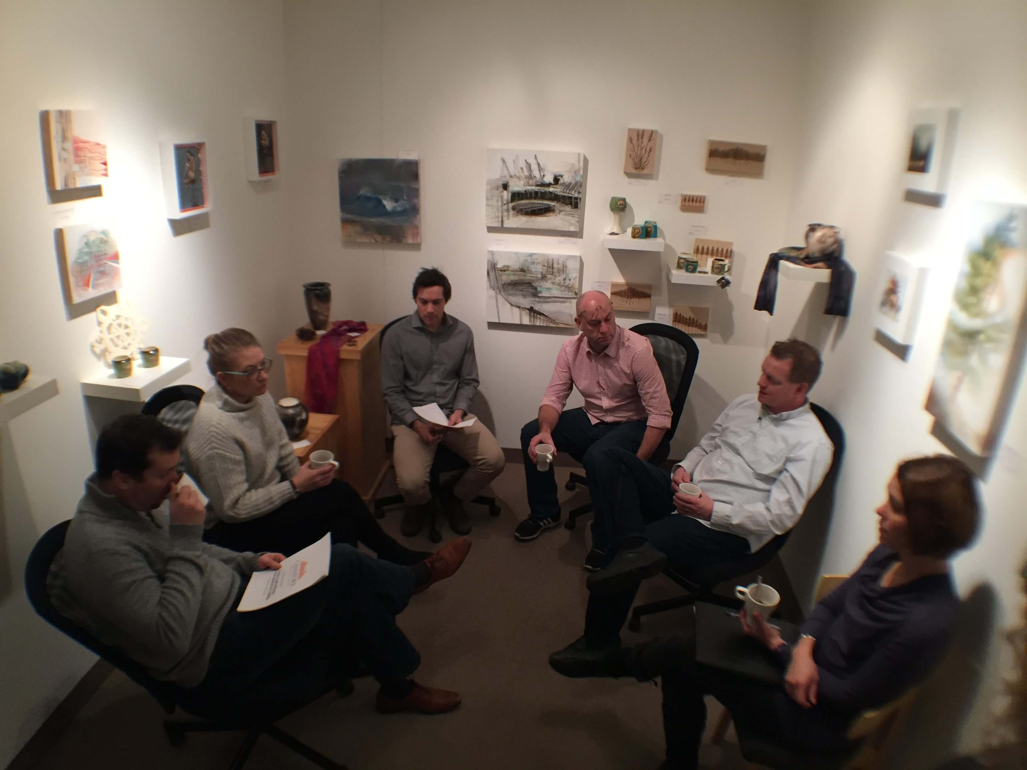 Canmore Conversation Cafe February – Staffing!