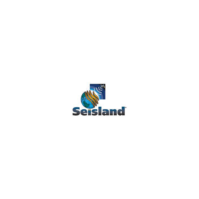 logo for Seisland Surveys ltd in calgary
