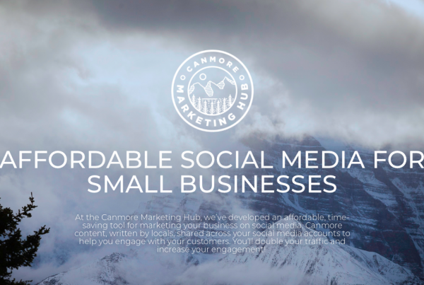 Canmore Marketing Hub