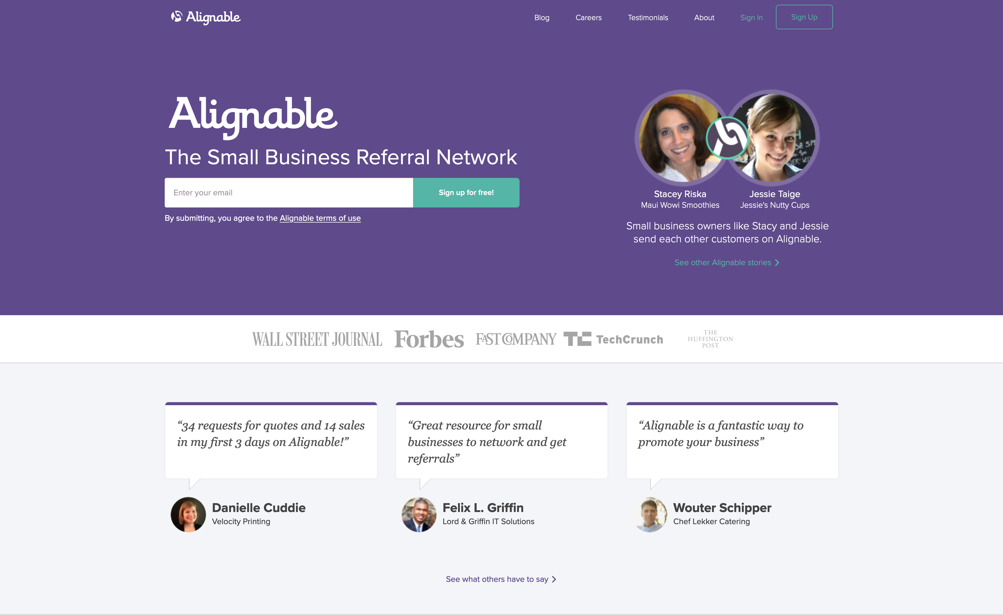 Alignable Business Network