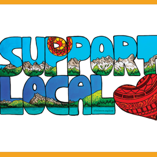 Support Local Canmore